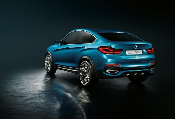 BMW X4 Concept #2