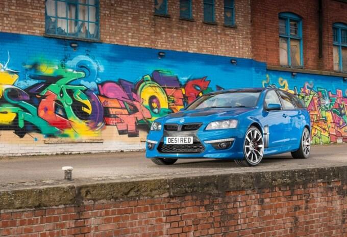 Vauxhall VXR8 Tourer #3