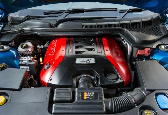 Vauxhall VXR8 Tourer #5
