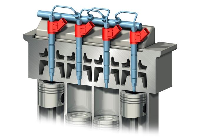 Volvo VEA-dieselmotoren met i-ART #1