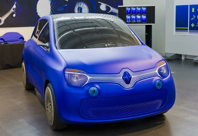 Renault Twin'Z #1
