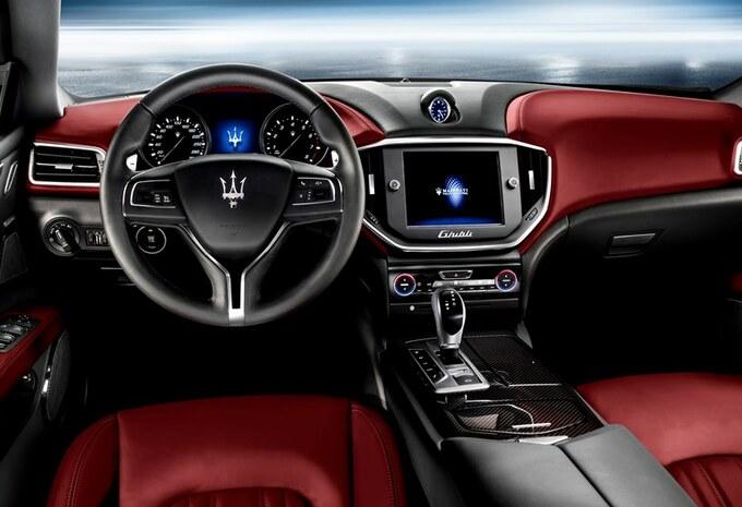Maserati Ghibli #3