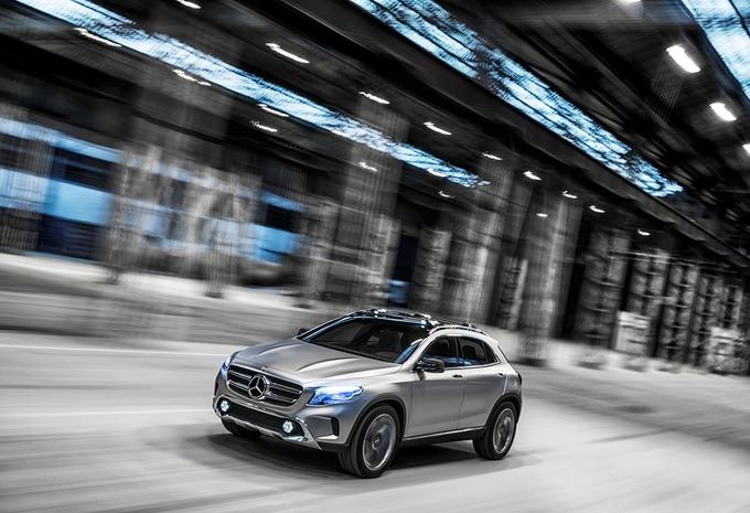 Mercedes GLA #13