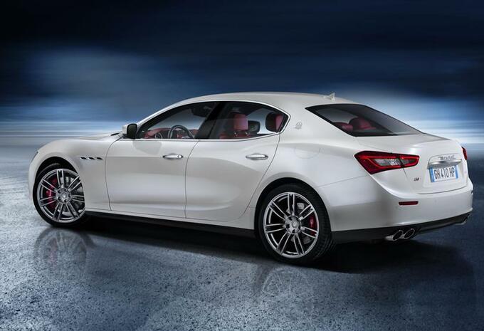 V6 van de Maserati Ghibli #2