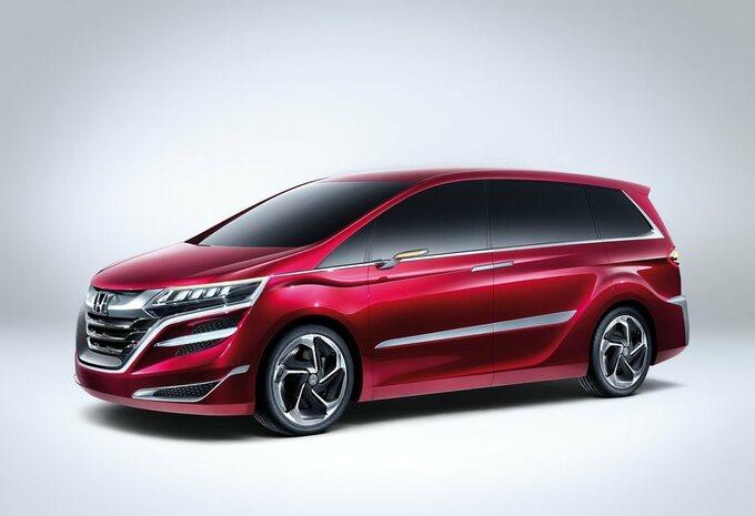 Honda Concept M #1