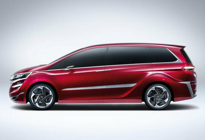 Honda Concept M #3