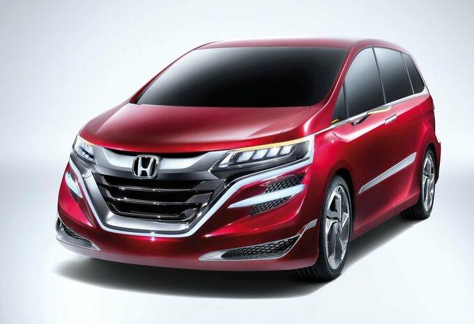 Honda Concept M #4