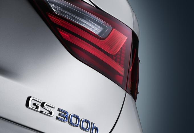Lexus GS 300h #2