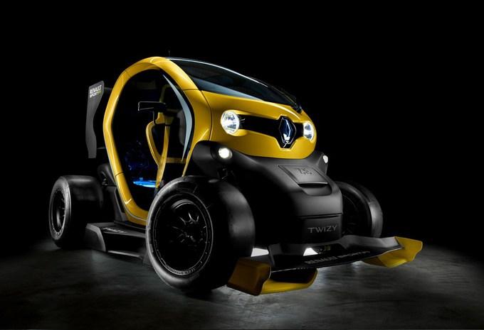 Renault Twizy F1 #1