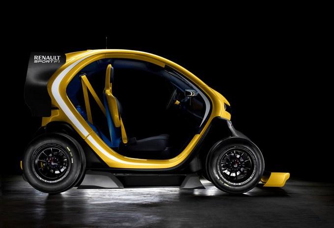 Renault Twizy F1 #4