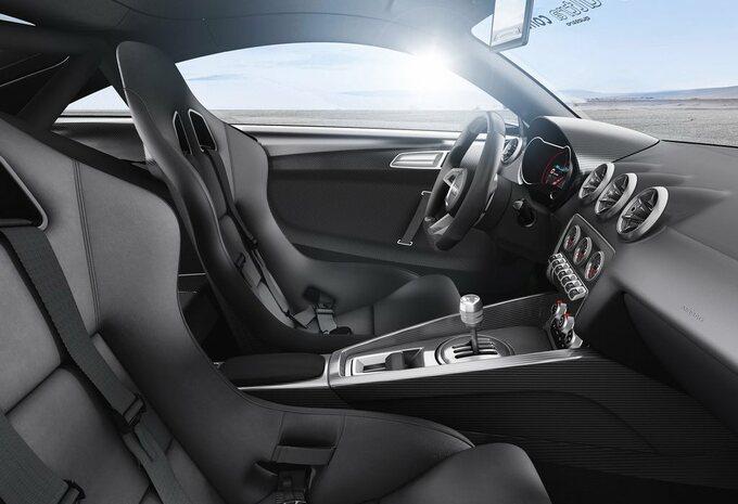 Audi TT Ultra Quattro #3