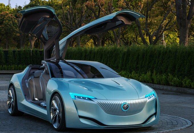Buick Riviera #1