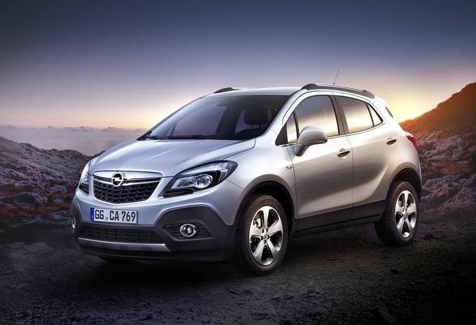Opel Mokka 1.4 Turbo 4x2 #1