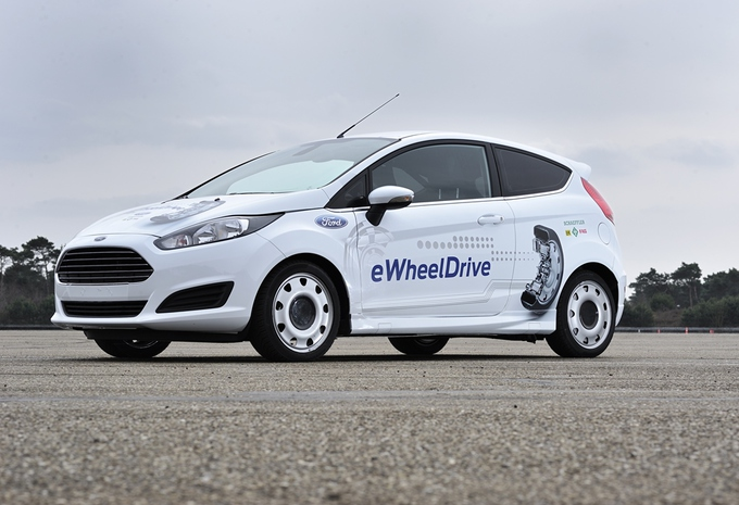 Ford eWheelDrive #1