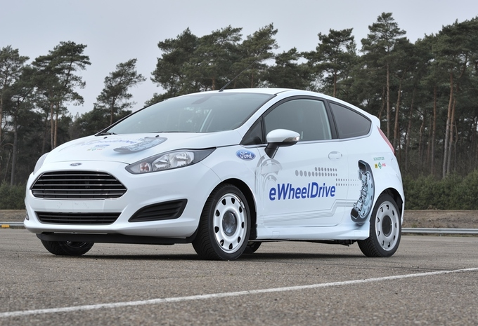 Ford eWheelDrive #4