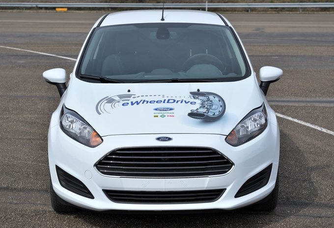 Ford eWheelDrive #5