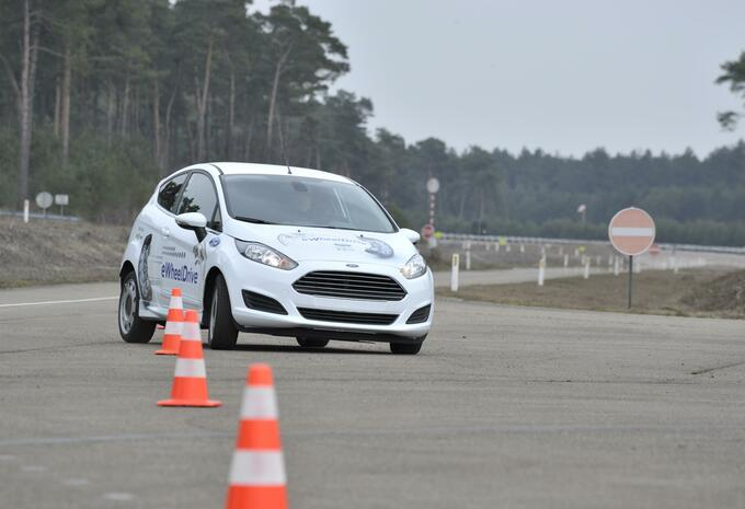 Ford eWheelDrive #9