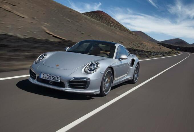 Porsche 911 Turbo en Turbo S #1