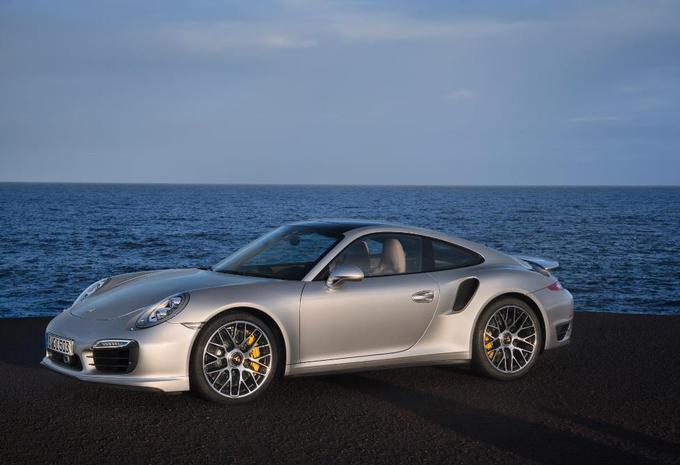 Porsche 911 Turbo en Turbo S #3