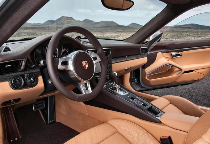 Porsche 911 Turbo en Turbo S #4