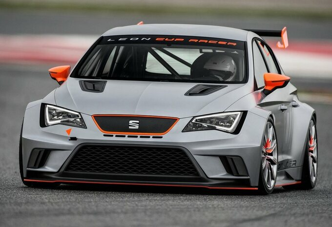 Seat Leon Cup Racer Concept #1