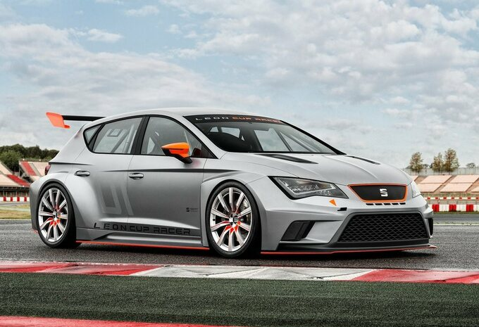 Seat Leon Cup Racer Concept #3