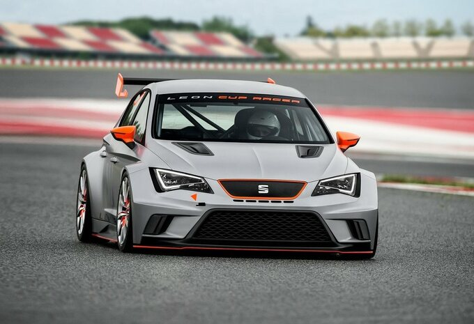 Seat Leon Cup Racer Concept #4