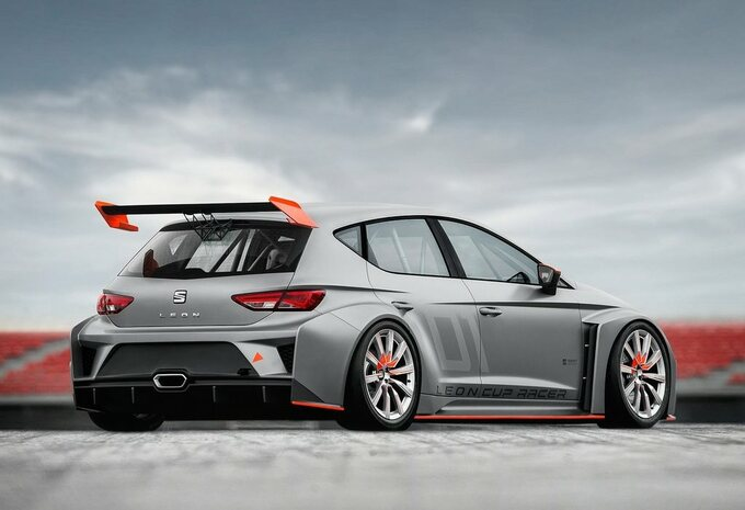 Seat Leon Cup Racer Concept #6