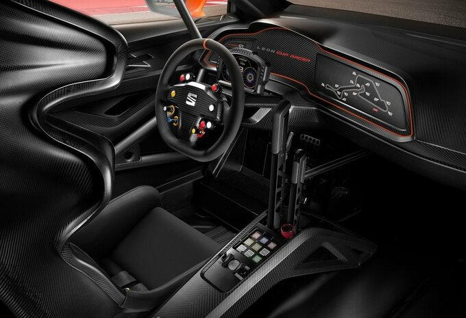 Seat Leon Cup Racer Concept #7