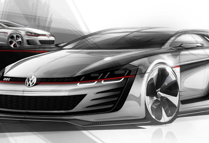 Volkswagen Design Vision GTI #1