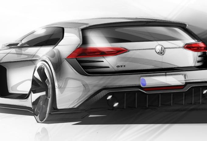 Volkswagen Design Vision GTI #2