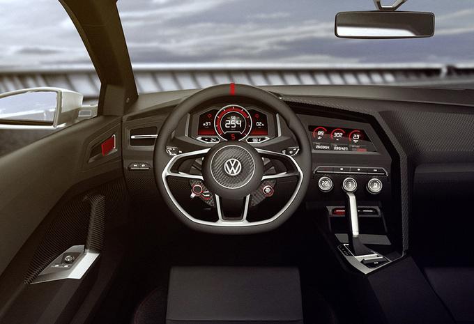 Volkswagen Design Vision GTI #6