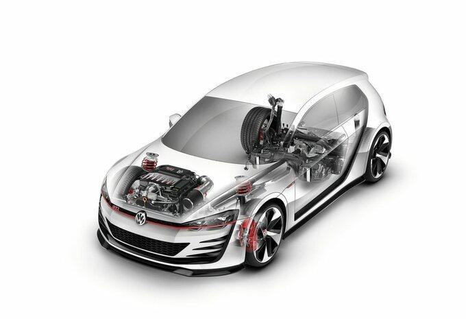 Volkswagen Design Vision GTI #7