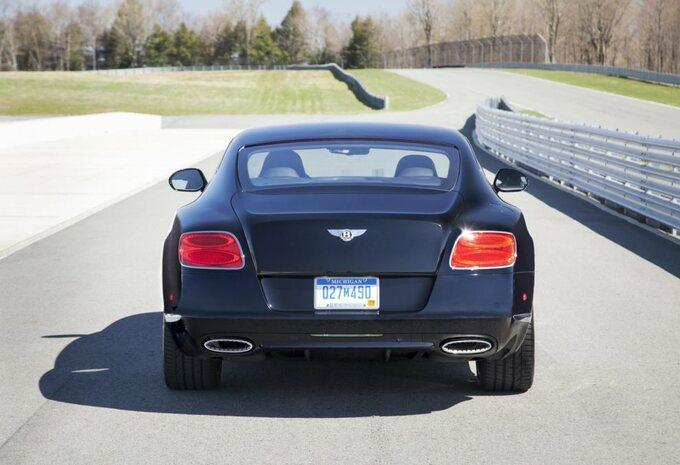 Bentley Continental en Mulsanne Le Mans #2