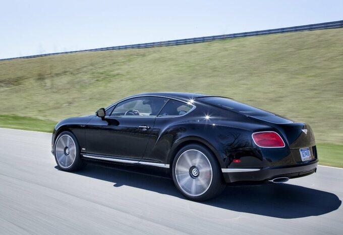 Bentley Continental en Mulsanne Le Mans #3