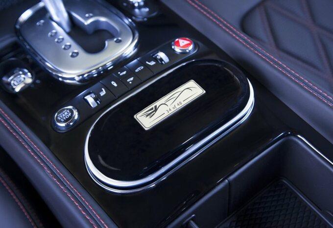 Bentley Continental en Mulsanne Le Mans #4