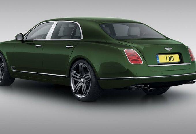 Bentley Continental en Mulsanne Le Mans #6