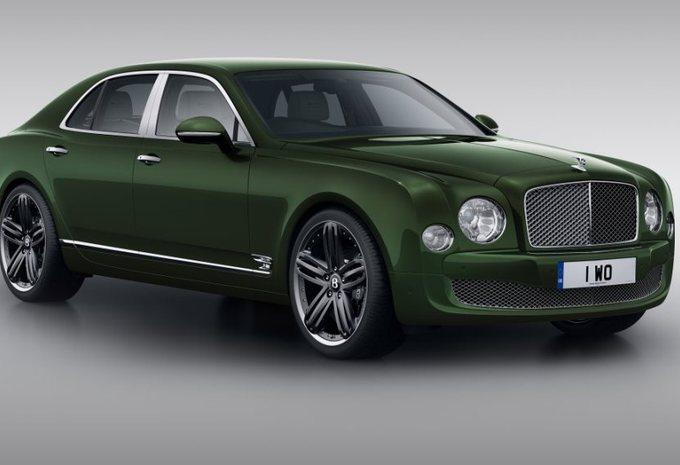 Bentley Continental en Mulsanne Le Mans #7