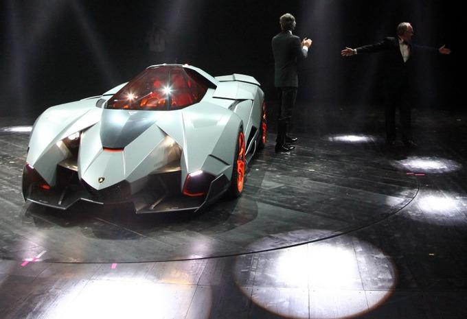Lamborghini Egoista #1