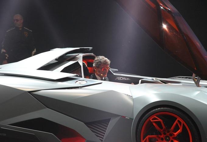 Lamborghini Egoista #10