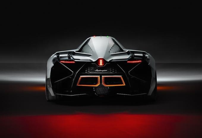 Lamborghini Egoista #2
