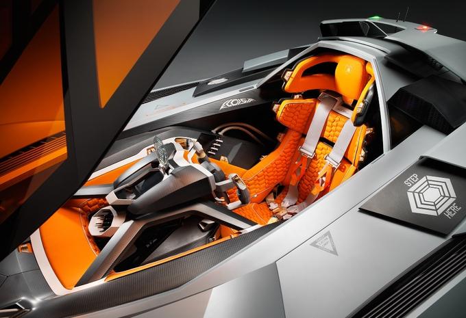 Lamborghini Egoista #3