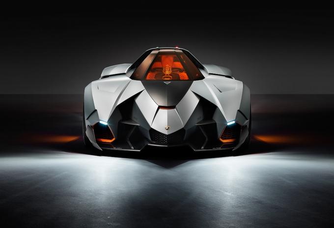 Lamborghini Egoista #4