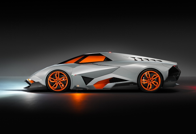 Lamborghini Egoista #6