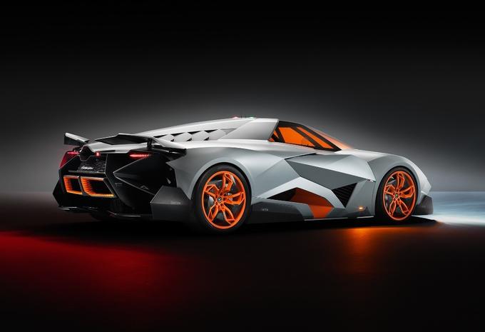 Lamborghini Egoista #7