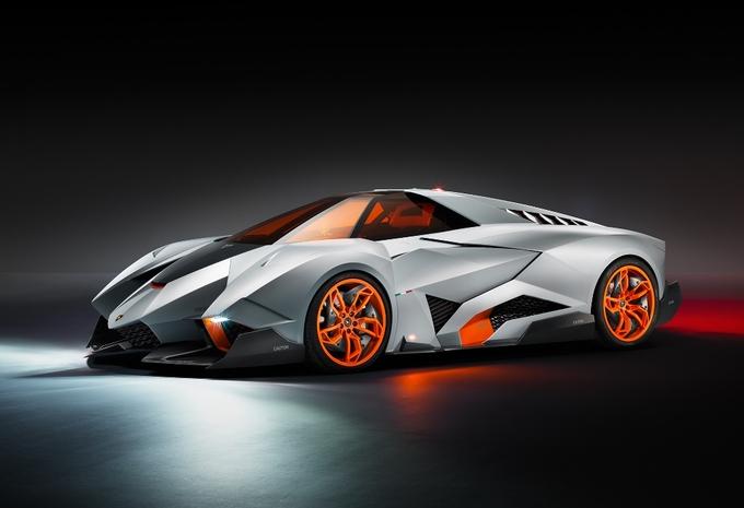 Lamborghini Egoista #8