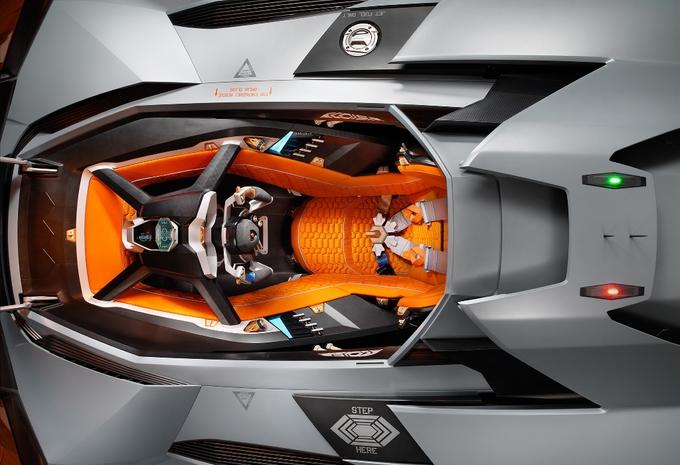 Lamborghini Egoista #9