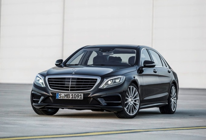 Mercedes Classe S #1