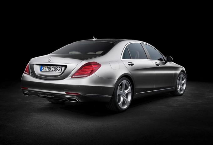 Mercedes Classe S #11