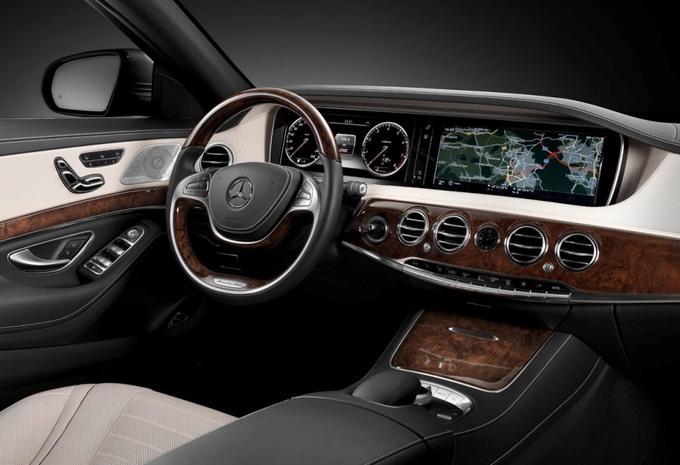 Mercedes Classe S #12